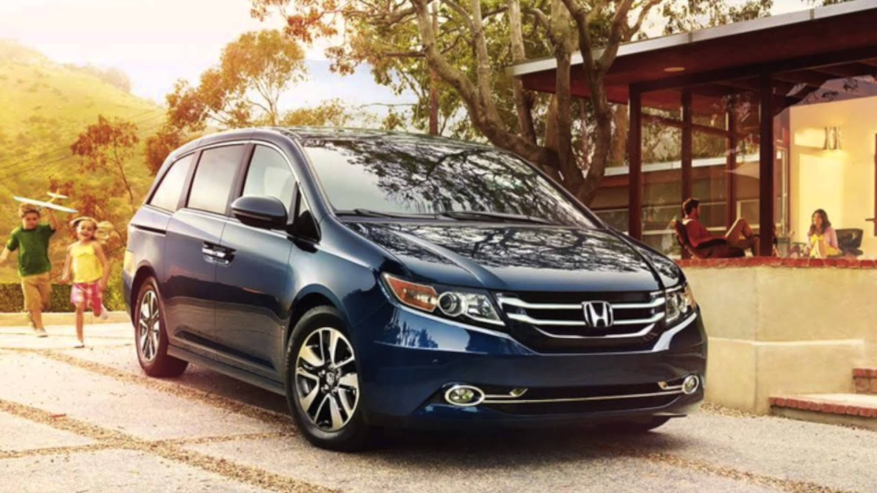 2016 honda odyssey vs 2015 toyota sienna youtube. Black Bedroom Furniture Sets. Home Design Ideas