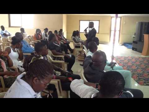 The LifeStyle of Faith by  Pastor John Buabeng