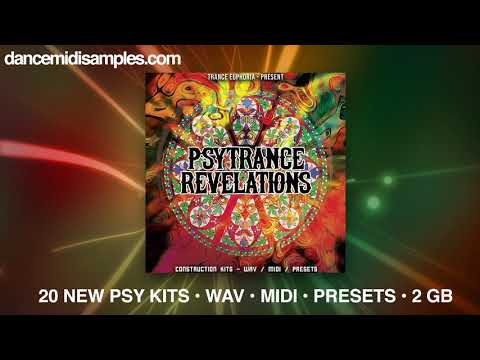 Psytrance Sample Pack : Psy Revelations