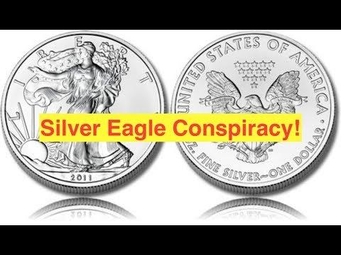 Silver Eagle Conspiracy Update! (Bix Weir)