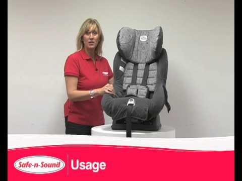 Safe N Sound Omega Car Seat