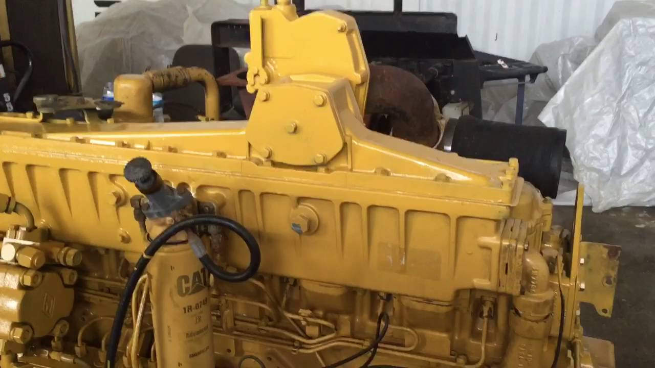 3406c Caterpillar Engine For Sale In Houston  Tx