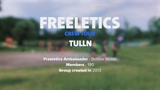 Freeletics Crew Tour 2017 | Tulln, Austria