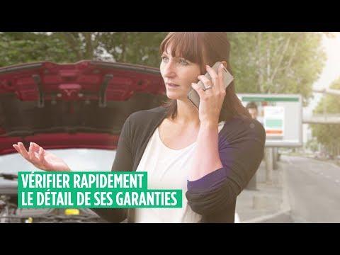 Vidéo Espace Client Groupama.fr - Consulter un contrat Auto