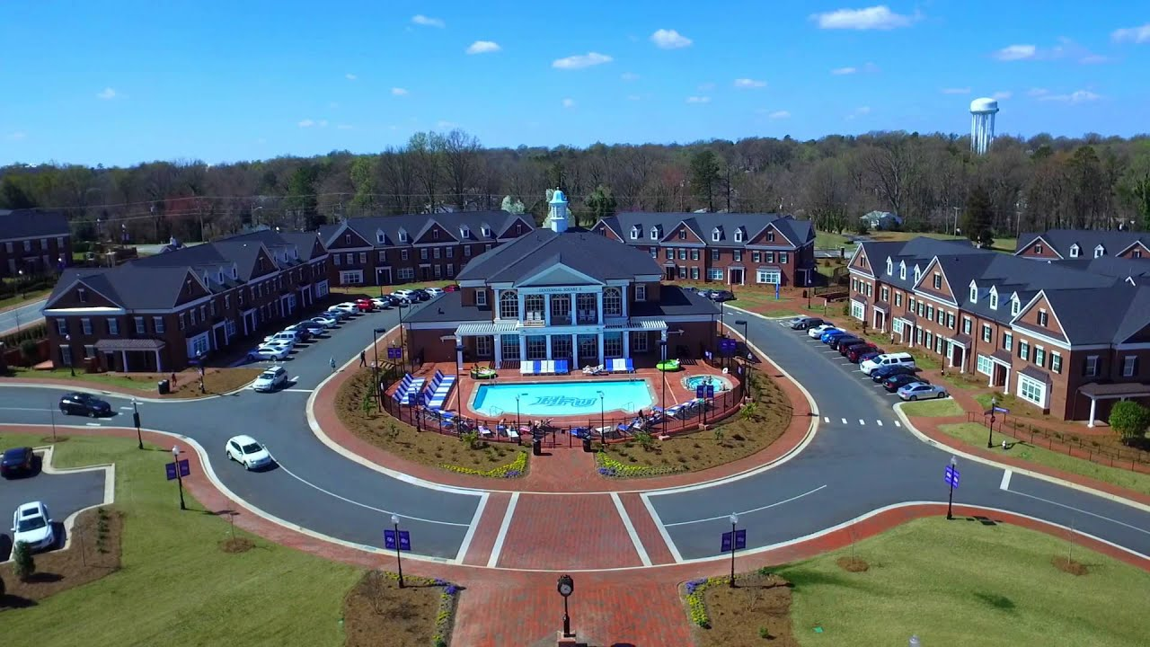 High point university youtube for High pointe