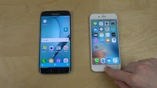 Samsung Galaxy S7 S Voice Meets iPhone 6S Siri!