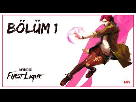 Çok Seksiyiz :) - inFamous: First Light Türkçe #1