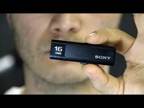 USB not recognized – data recovery on 16GB SONY USB Stick