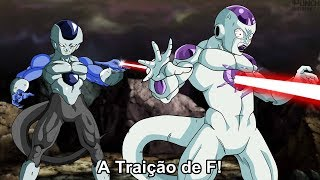 Frost ataca Freeza a vingança de F - EPISÓDIO 108