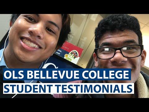 OLS Bellevue College Student Testimonials 2021