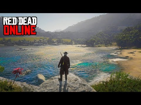 Road to GUARMA part.1 : le périple ! - Red Dead Online
