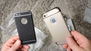 Выглядит Как Айфон 6!!! Чехол для iPhone 5/5S с Aliexpress!