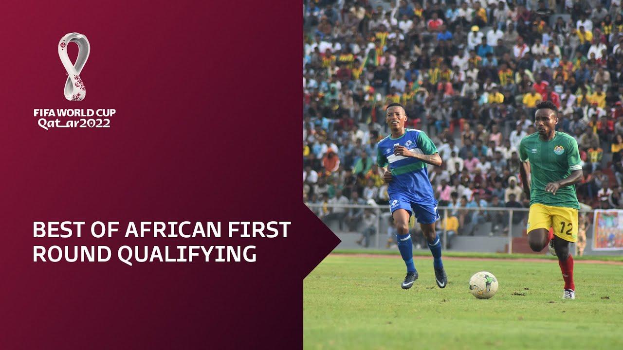Fifa World Cup Qatar 2022 Qualifiers Best Of Africa Part 1