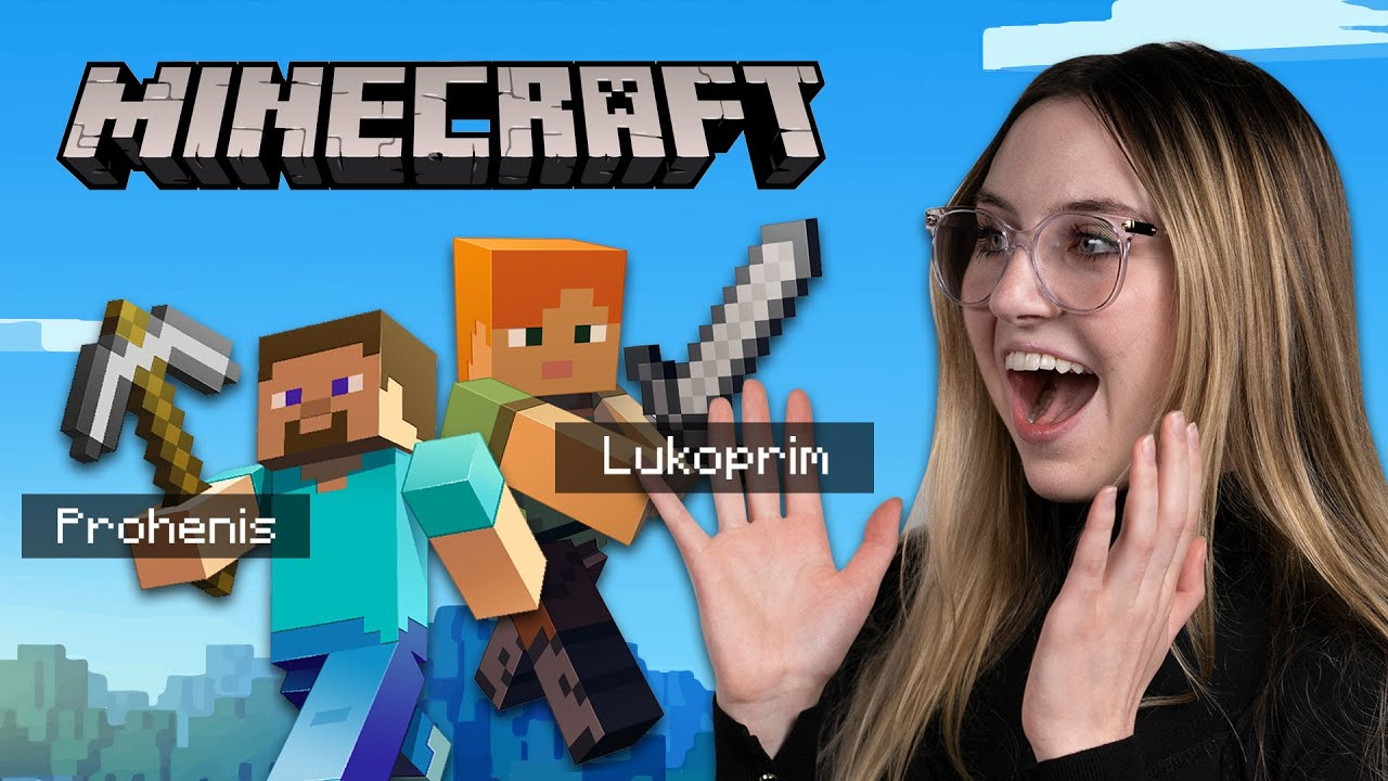 Download Minecraft with Maddynf, Luko and ProHenis | Episode 1