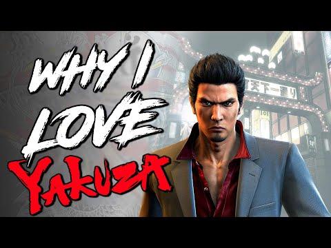 Why I Love The Yakuza Series