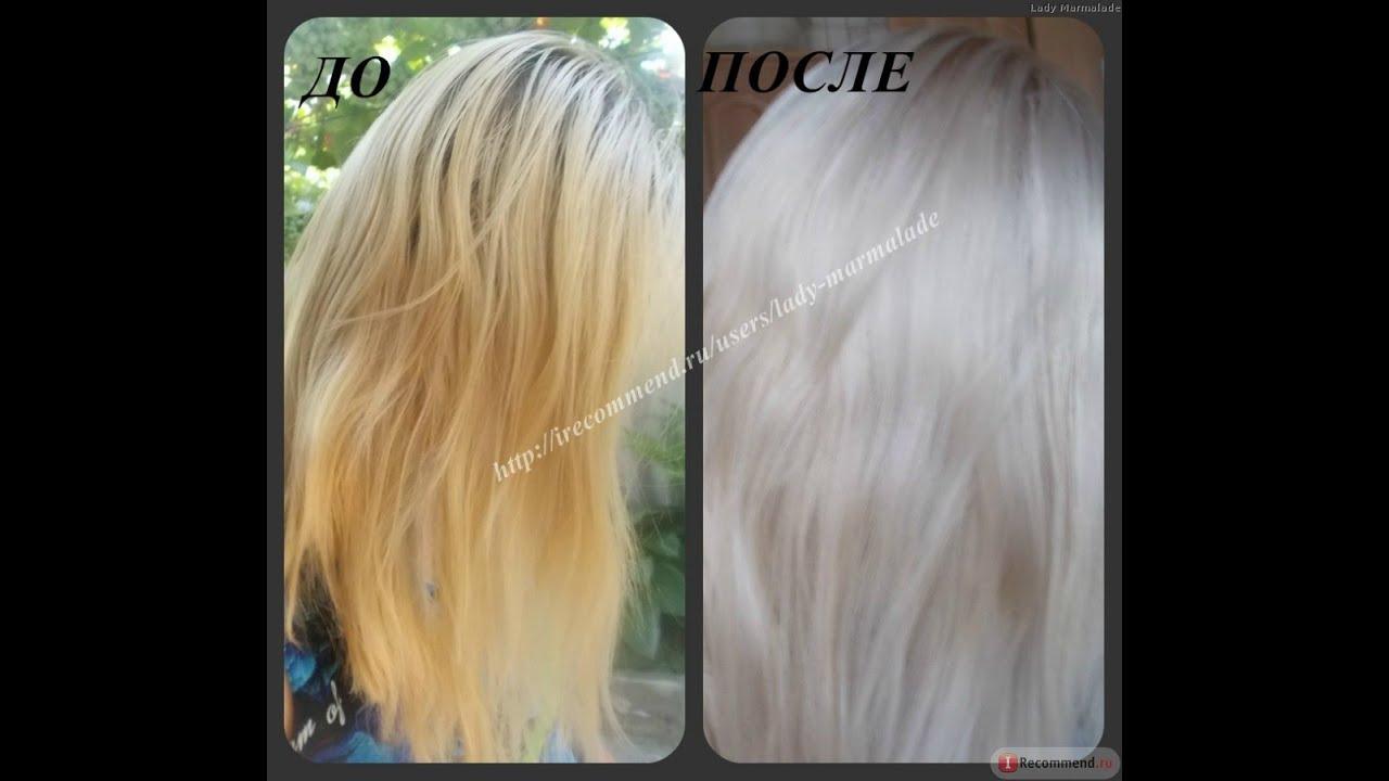 Краска для волос эстель безаммиачная отзывы
