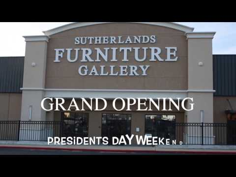 Sutherlands Furniture Gallery 14,139 Views · 0:31