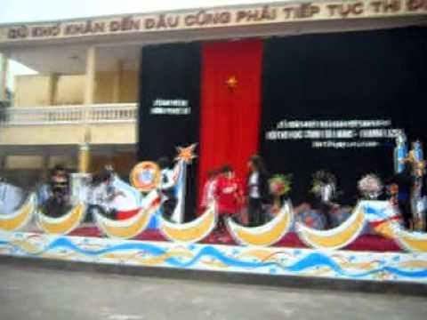 Lupin - No other - Bonamana performed by 95ers a8 + a10 THPT việt trì