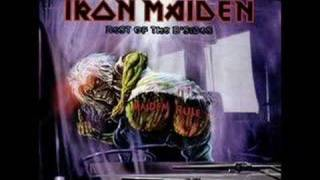Watch Iron Maiden All In Your Mind video