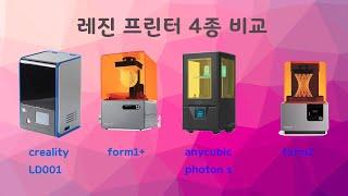 주얼리 캐스팅을 위한 머나먼 여정 - 3d 레진 프린터…