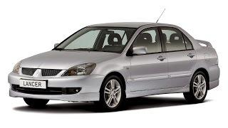 Замена лобового стекла на Mitsubishi Lancer 9 в Казани.