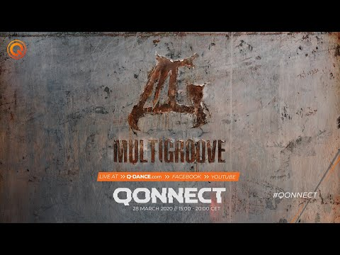 QONNECT X Multigroove   Uniting The World Through Hardstyle