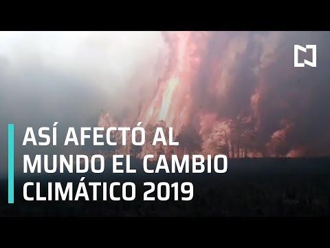 Consecuencias del cambio climático 2019 | Efectos del cambio climático 2019 - En Punto