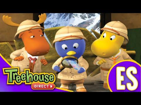 Los Backyardigans: Sigue la pluma | HD Episodios Para Niños - Ep.68