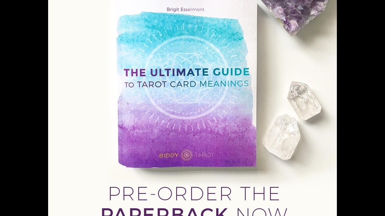 The Ultimate Guide To Tarot Card Meanings Pdf