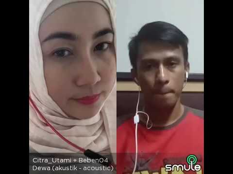 Smule pupus with citra