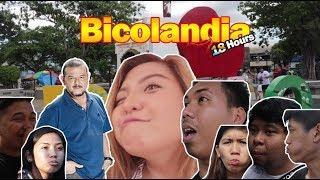 BICOLANDIA (18 HRS NA BYAHE!!)