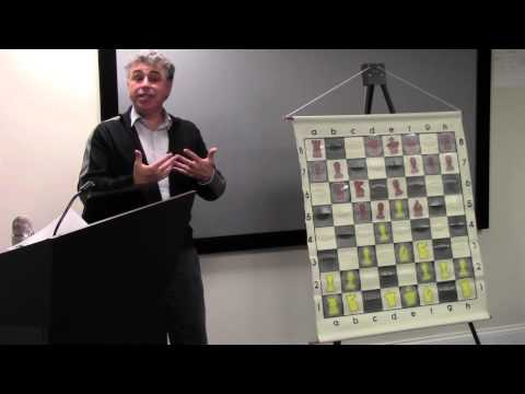 Chess Lecture with GM Yasser Seirawan | Pawn Structure - 201