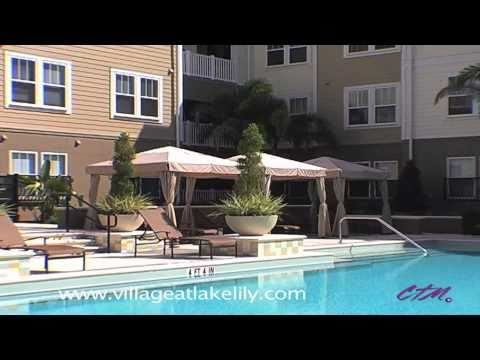 Village at Lake Lily | Maitland FL Apartments | The Morgan Group