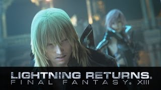 """Die Entscheidung der Erlöserin"" - Trailer (gamescom 2013) - LIGHTNING RETURNS: FINAL FANTASY XIII"