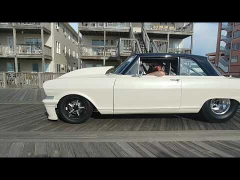 Pro Street Chevy II on Ocean City Boardwalk 2017