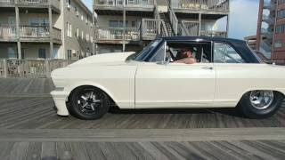 Pro Street Chevy II on Ocean City Boardwalk 2017