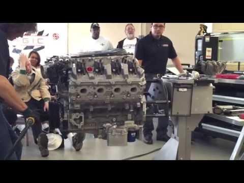 LT4 Engine Build