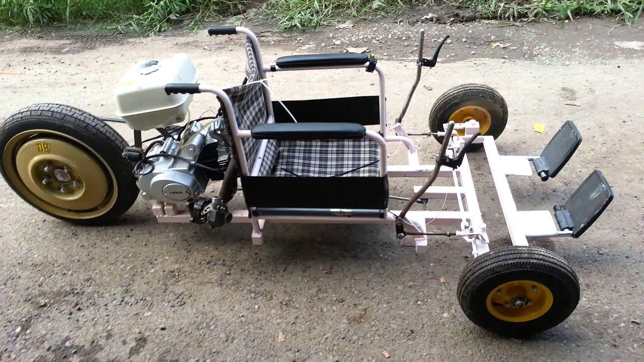 Yamaha R Go Kart