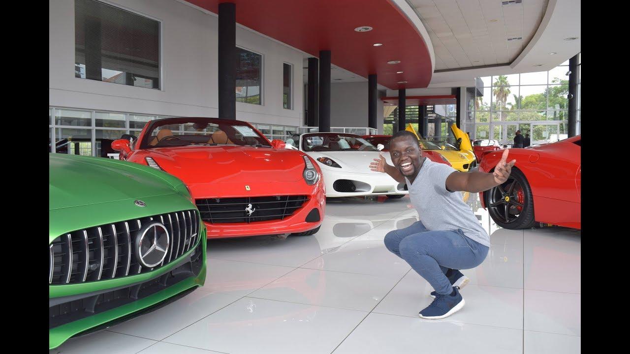 Escort car dealers in south africa