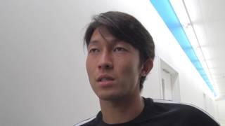 明治安田生命J1リーグ第15節vs.川崎フロンターレ 試合後の選手コ...