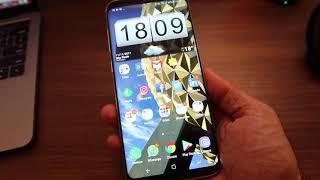 Galaxy S8 Plus depois de 6 meses uso
