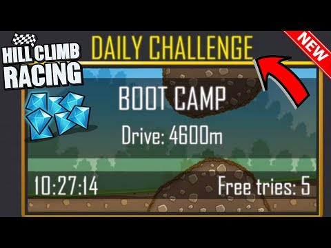 Hill Climb Racing  💎 New Daily Challenge Update 1.34.0 💎