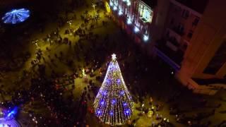 Відкриття новорічної ялинки в Івано-Франківську 2016(, 2016-12-19T08:35:39.000Z)