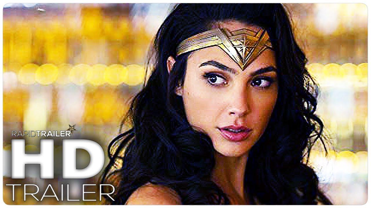 WONDER WOMAN 2: 1984 Trailer Teaser (2020) Gal Gadot, Superhero Movie HD