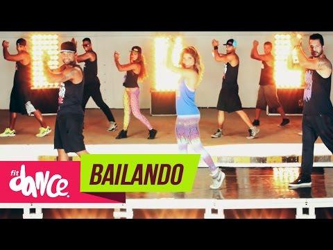 Enrique Iglesias - Bailando - FitDance - 4k   Coreografia