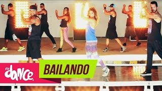Repeat youtube video Enrique Iglesias - Bailando - FitDance - 4k | Coreografia