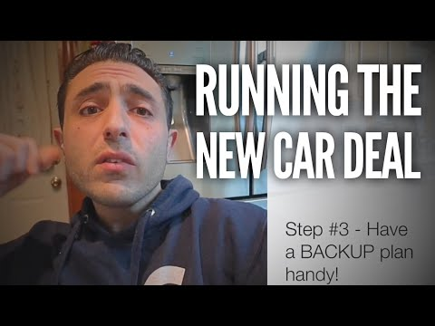 10 Steps To Buying A Car From A #CarBroker