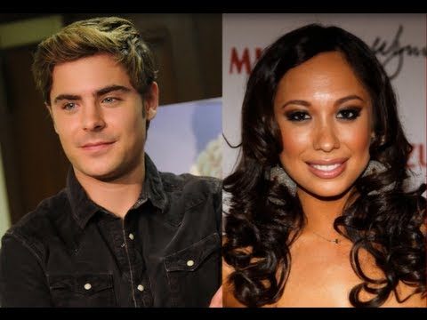 Zac Efron Dating Cheryl Burke!?