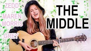 The Middle - Zedd, Maren Morris & Grey (Courtney Randall cover)