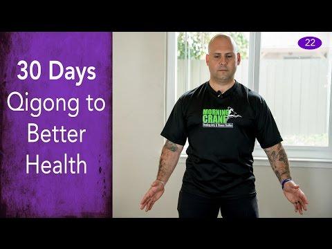 Day #22 - Golden Ball Meditation - 30 Days of Qigong to Better Health